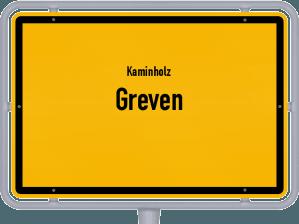 Kaminholz & Brennholz-Angebote in Greven