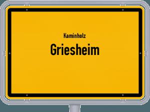 Kaminholz & Brennholz-Angebote in Griesheim