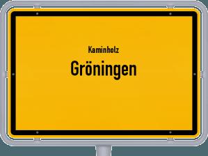 Kaminholz & Brennholz-Angebote in Gröningen