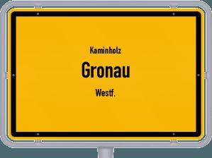 Kaminholz & Brennholz-Angebote in Gronau (Westf.)