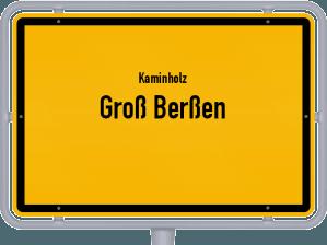 Kaminholz & Brennholz-Angebote in Groß Berßen