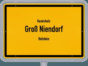 Kaminholz & Brennholz-Angebote in Groß Niendorf (Holstein)