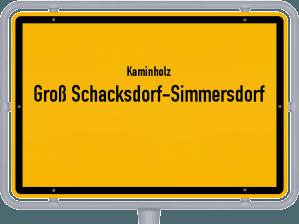 Kaminholz & Brennholz-Angebote in Groß Schacksdorf-Simmersdorf