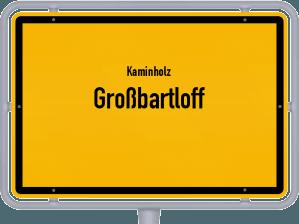 Kaminholz & Brennholz-Angebote in Großbartloff