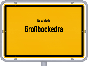 Kaminholz & Brennholz-Angebote in Großbockedra