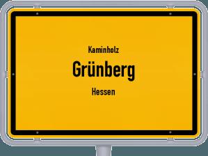 Kaminholz & Brennholz-Angebote in Grünberg (Hessen)