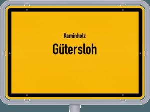Kaminholz & Brennholz-Angebote in Gütersloh