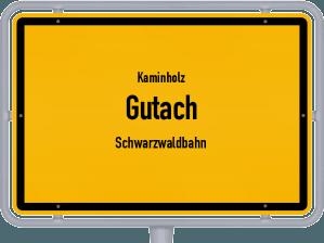 Kaminholz & Brennholz-Angebote in Gutach (Schwarzwaldbahn)