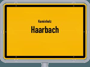 Kaminholz & Brennholz-Angebote in Haarbach