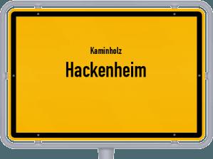 Kaminholz & Brennholz-Angebote in Hackenheim