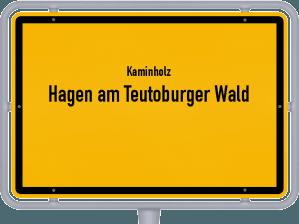 Kaminholz & Brennholz-Angebote in Hagen am Teutoburger Wald