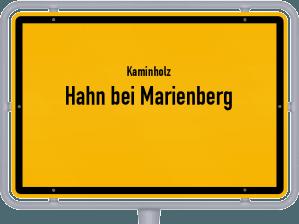 Kaminholz & Brennholz-Angebote in Hahn bei Marienberg