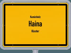 Kaminholz & Brennholz-Angebote in Haina (Kloster)