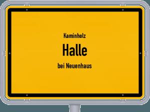 Kaminholz & Brennholz-Angebote in Halle (bei Neuenhaus)
