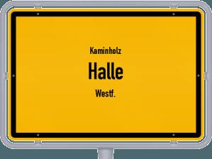 Kaminholz & Brennholz-Angebote in Halle (Westf.)