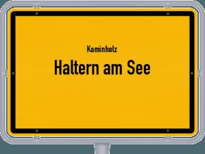 Kaminholz & Brennholz-Angebote in Haltern am See