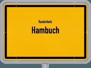 Kaminholz & Brennholz-Angebote in Hambuch