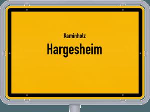 Kaminholz & Brennholz-Angebote in Hargesheim