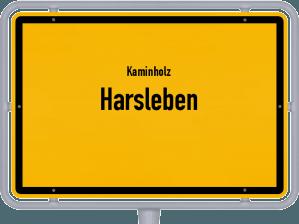 Kaminholz & Brennholz-Angebote in Harsleben