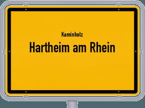 Kaminholz & Brennholz-Angebote in Hartheim am Rhein