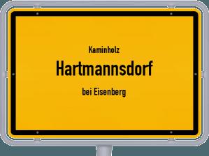 Kaminholz & Brennholz-Angebote in Hartmannsdorf (bei Eisenberg)