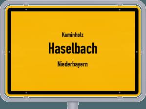 Kaminholz & Brennholz-Angebote in Haselbach (Niederbayern)