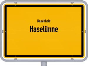 Kaminholz & Brennholz-Angebote in Haselünne