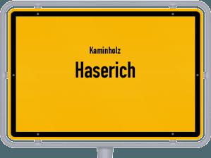 Kaminholz & Brennholz-Angebote in Haserich
