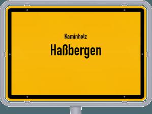 Kaminholz & Brennholz-Angebote in Haßbergen