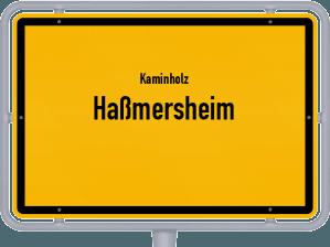 Kaminholz & Brennholz-Angebote in Haßmersheim