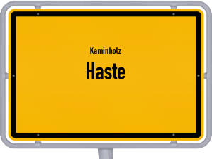 Kaminholz & Brennholz-Angebote in Haste