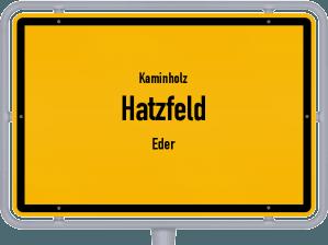 Kaminholz & Brennholz-Angebote in Hatzfeld (Eder)