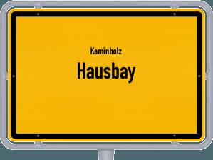 Kaminholz & Brennholz-Angebote in Hausbay