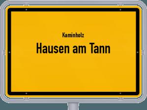 Kaminholz & Brennholz-Angebote in Hausen am Tann