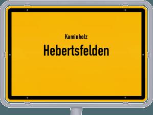 Kaminholz & Brennholz-Angebote in Hebertsfelden