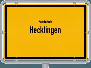 Kaminholz & Brennholz-Angebote in Hecklingen