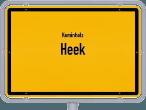 Kaminholz & Brennholz-Angebote in Heek