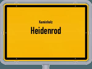 Kaminholz & Brennholz-Angebote in Heidenrod
