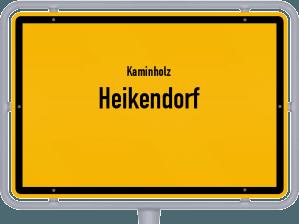 Kaminholz & Brennholz-Angebote in Heikendorf