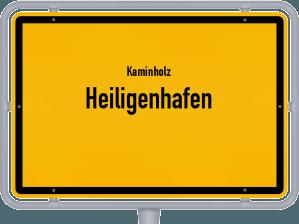 Kaminholz & Brennholz-Angebote in Heiligenhafen