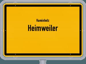 Kaminholz & Brennholz-Angebote in Heimweiler