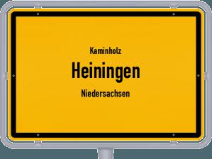 Kaminholz & Brennholz-Angebote in Heiningen (Niedersachsen)