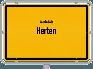 Kaminholz & Brennholz-Angebote in Herten