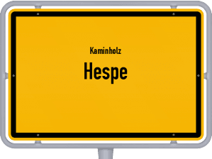 Kaminholz & Brennholz-Angebote in Hespe