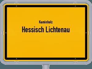 Kaminholz & Brennholz-Angebote in Hessisch Lichtenau