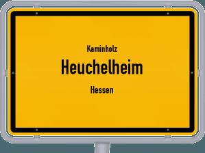Kaminholz & Brennholz-Angebote in Heuchelheim (Hessen)