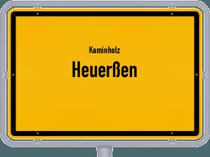Kaminholz & Brennholz-Angebote in Heuerßen
