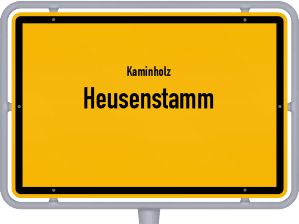 Kaminholz & Brennholz-Angebote in Heusenstamm