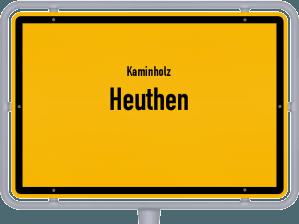 Kaminholz & Brennholz-Angebote in Heuthen
