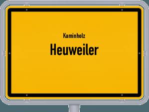Kaminholz & Brennholz-Angebote in Heuweiler